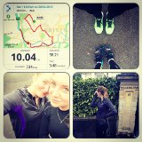 Yesterday's record breaking 10k!