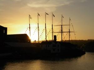 Bristol harbour